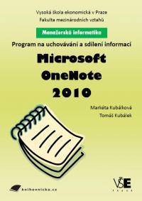 Program na uchovávání a sdílení informací: Microsoft OneNote 2010