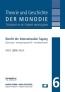 Theorie und Geschichte der Monodie - Band 6