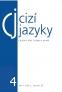 Cizí jazyky - č. 4  2011/2012 ročník 55