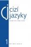 Cizí jazyky - č. 1 2011/2012 ročník 55