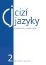 Cizí jazyky - č. 2 2012/2013 ročník 56