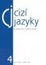 Cizí jazyky - č. 4 2012/2013 ročník 56