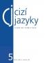 Cizí jazyky - č. 5 2012/2013 ročník 56
