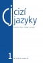 Cizí jazyky - č. 1 2013/2014 ročník 57