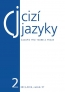Cizí jazyky - č. 2 2013/2014 ročník 57