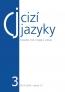 Cizí jazyky - č. 3 2013/2014 ročník 57