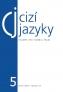 Cizí jazyky - č. 5 2013/2014 ročník 57